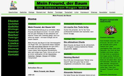 Screenshot: Mein Freund, der Baum (2004)