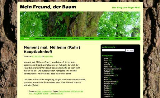 Screenshot: Mein Freund, der Baum (2012)