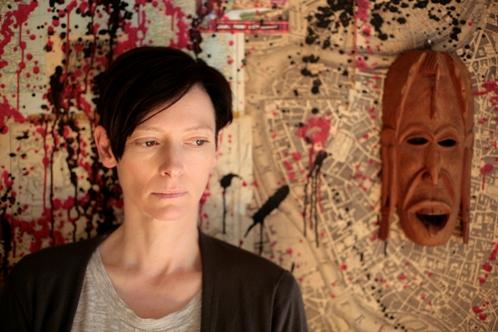 Tilda Swinton als Kevins Mutter