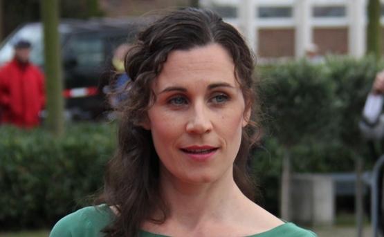 Nina Kunzendorf bei der Verleihung des Grimme-Preises 2011 in Marl