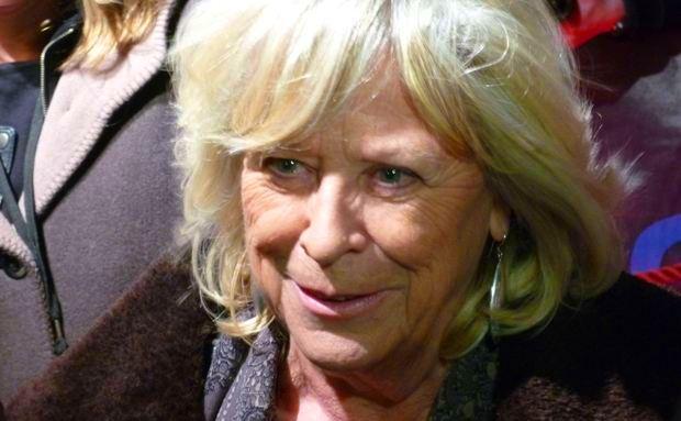 Die Regisseurin Margarethe von Trotta