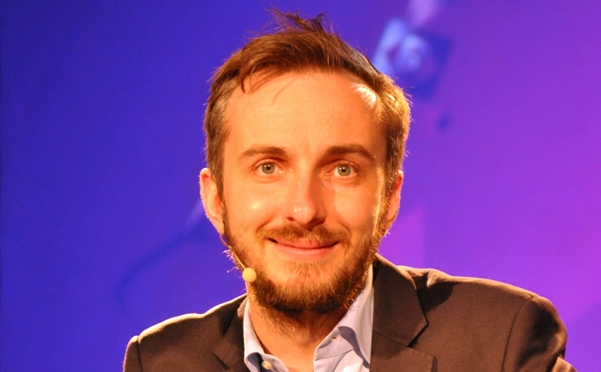 Jan Böhmermann (März 2014)