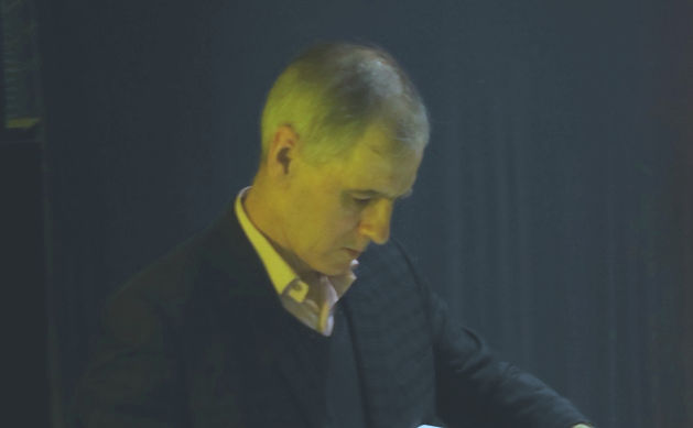 Robert Forster am 14.12.2017 in Essen