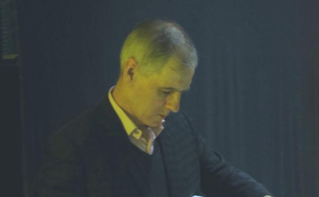 Robert Forster am 14.12.2017 in Essen