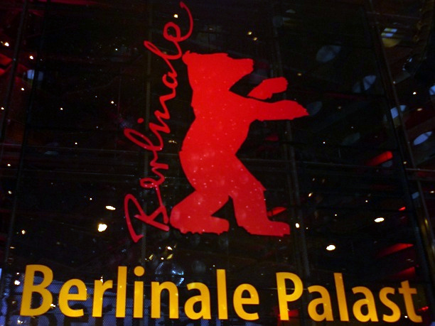 Frontseite des Berlinale-Palasts