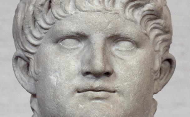 Nero-Büste