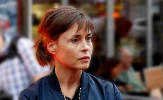Die Schauspielerin Susanne Wolff bei der NRW-Premiere des Films am 10.09.2018 in Essen